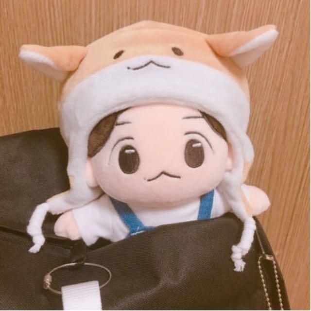 Exo Baekhyun byunmongryong doll