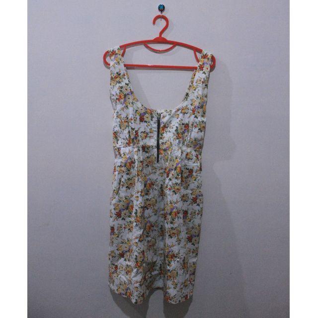 Flower Mini Dress only for 35k!
