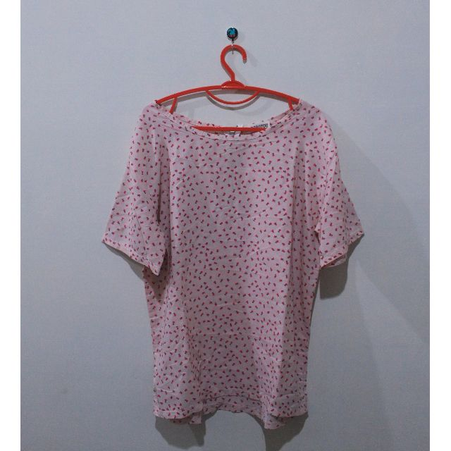 Flower- Pink Blouse for 20k only!!!