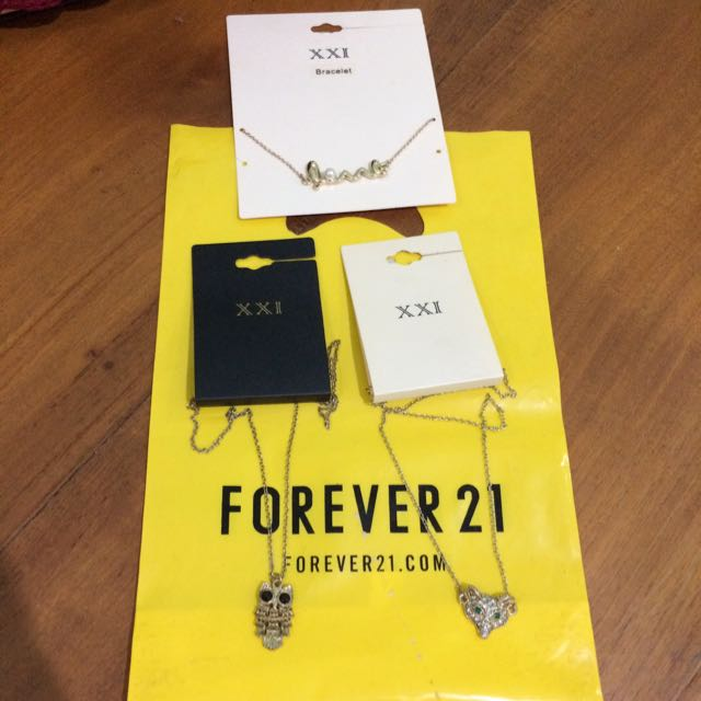 Forever 21 Accesories