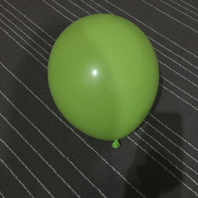 Green Lime Ballon
