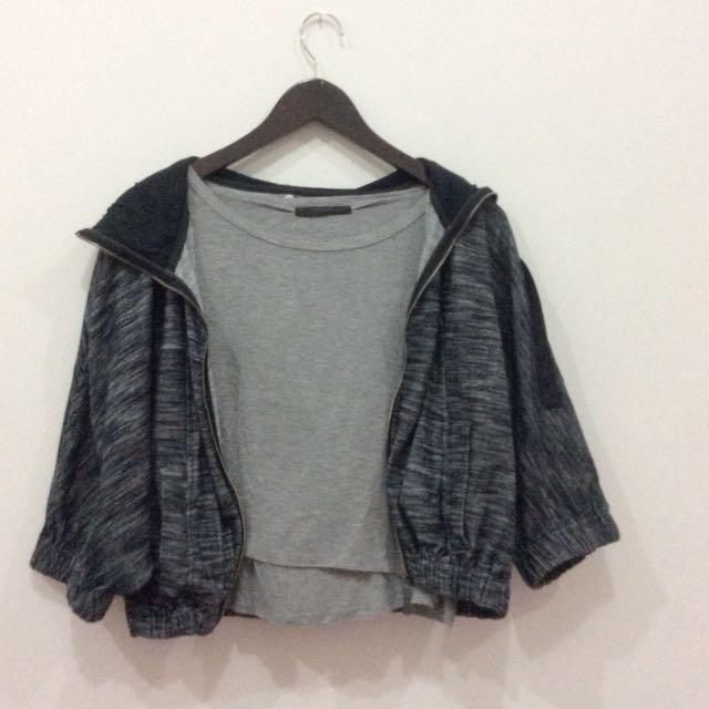 Grey Roxy Jacket ORIGINAL