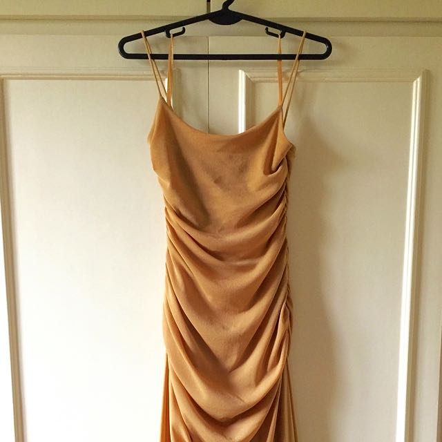 Guess Beige Cocktail Dress