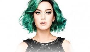 Hair Dye Coloring Powder (Peacock Green)