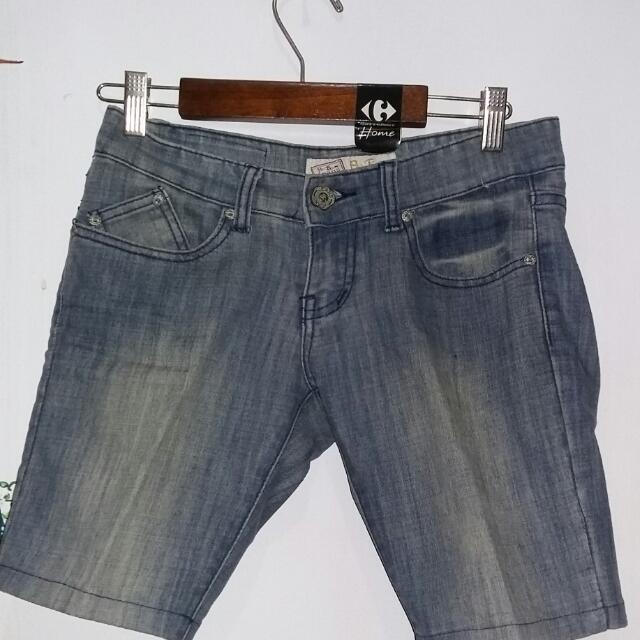 Hot Pants POBOX Jeans