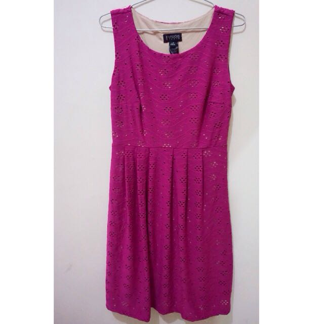 Infocus Dress