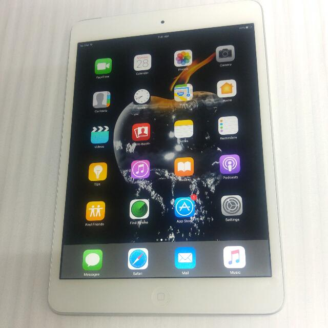 Ipad Mini 2 64gb Wi-fi+cellular
