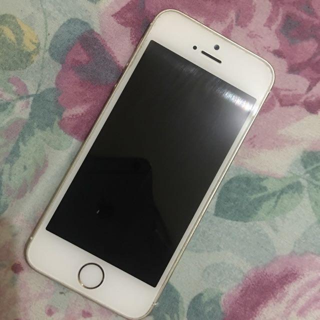iPhone 5s (Original) 64gb Gold