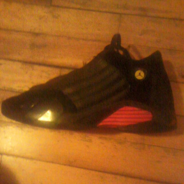 Jordan Xiv Size 6.5
