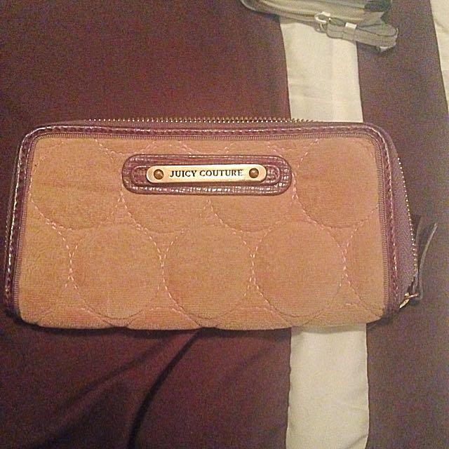 Juicy Contour Wallet