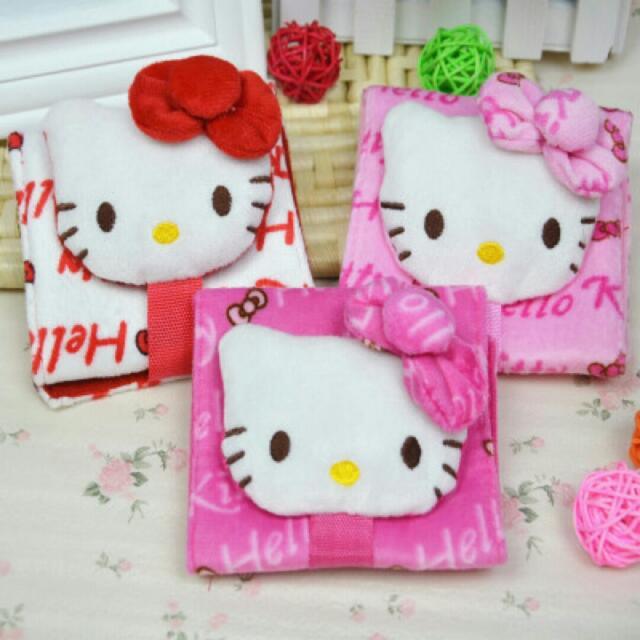 Kitty 衛生棉收納包 棉棉包