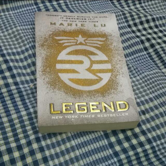 Legeny By Marie Lu [REPRICED]