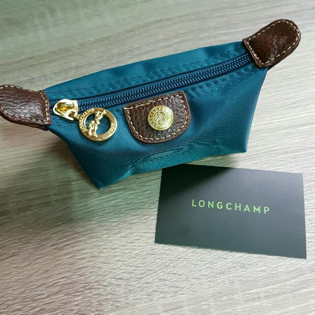 保留 Longchamp 零錢包