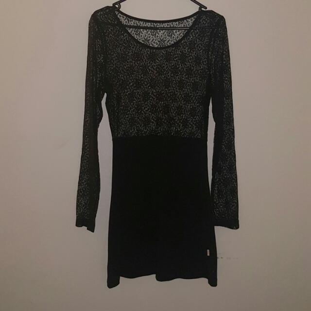 L.O.W.E.R Dress