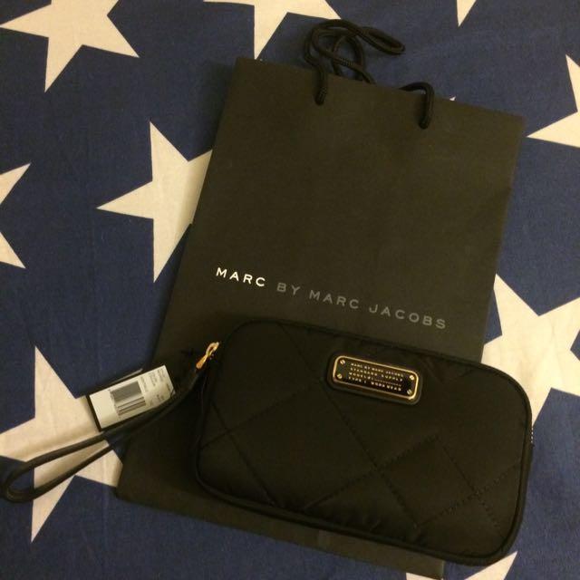 Marc By Marc Jacobs手拿小包 全新附紙袋 聖誕禮物