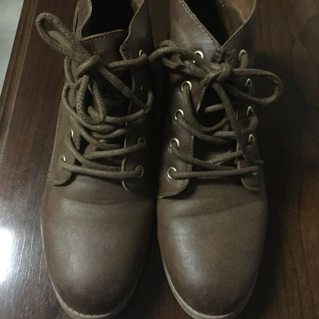 Massimo Brown Boots From Target