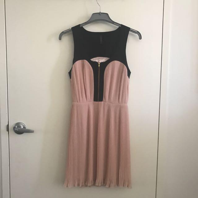 MISS SHOP BABY PINK DRESS 8