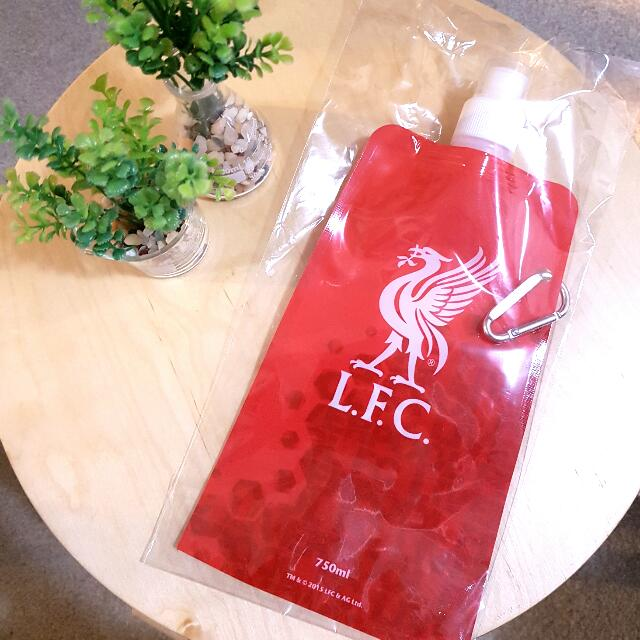 New LFC Collapsible Water Bottle