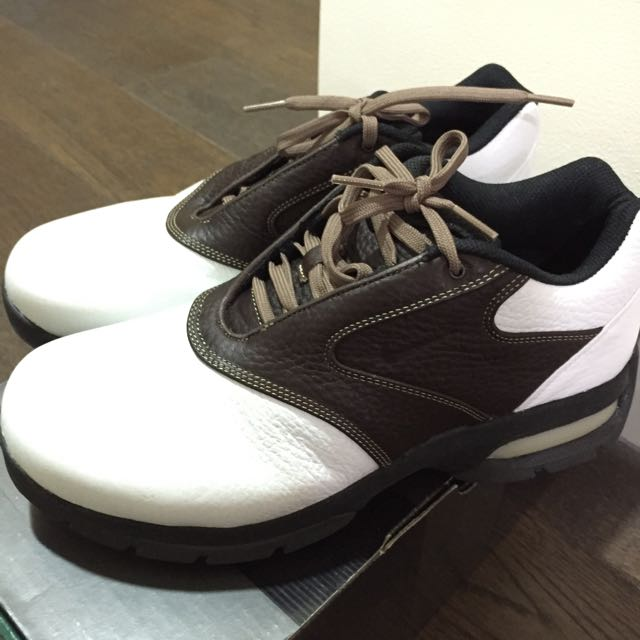 Nike Golf Leather Shoes