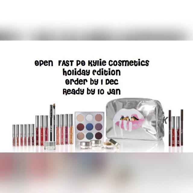 Open Po Kylie Cosmetics