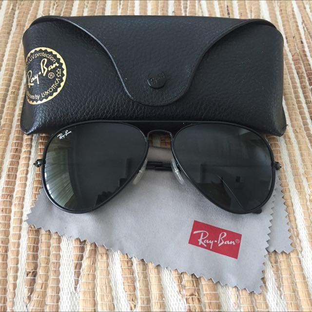 Original Ray-Ban Aviators BLACK