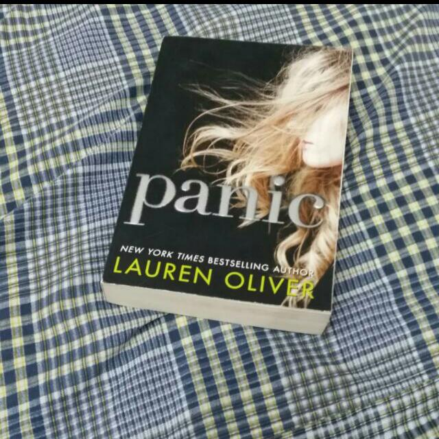 Panic By Lauren Oliver [REPRICED]
