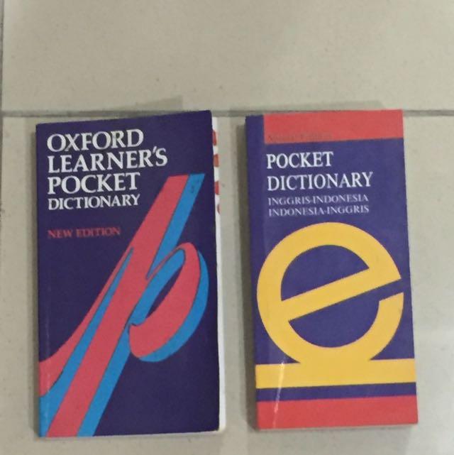 Pocket Dictionary