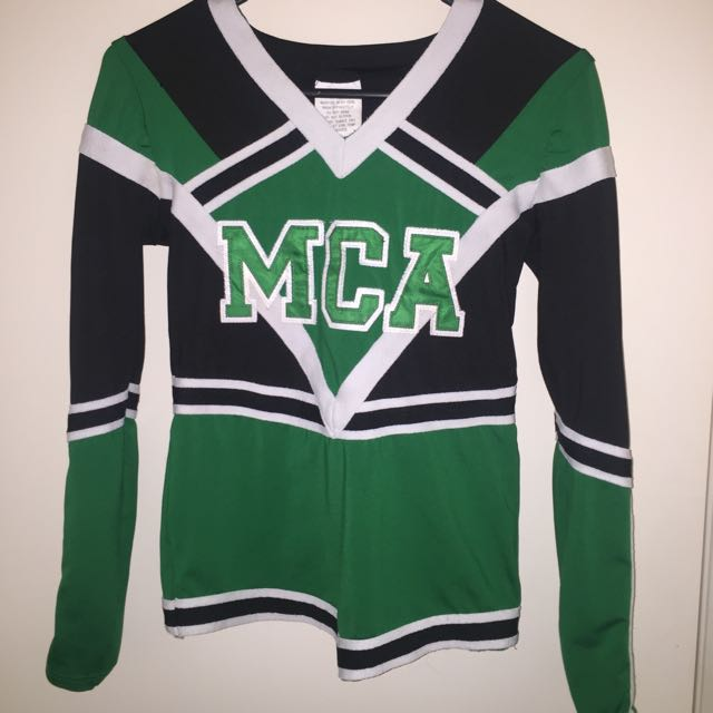 Professional Cheerleading Uniform
