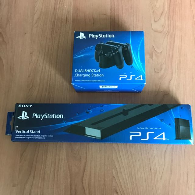 PS4 with everything!