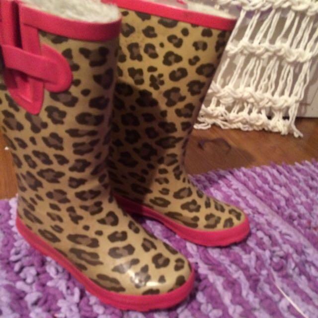 Rain Boots