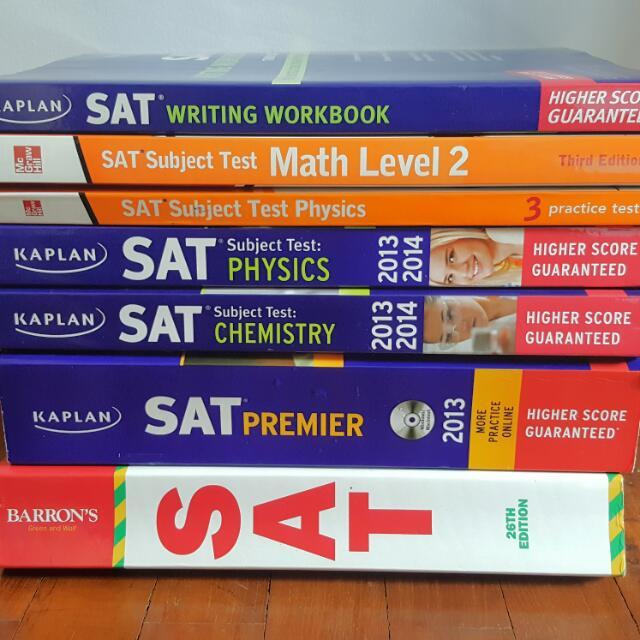 Sat books books stationery textbooks on carousell photo photo photo photo photo fandeluxe Choice Image