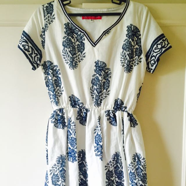 Saturday Dress Printed Dress