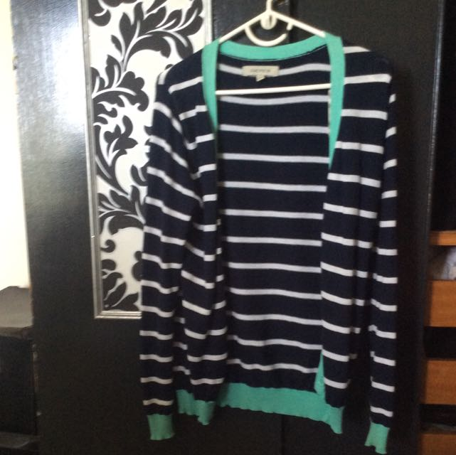 Size 10 Button Up 'Emerson' Cardigan