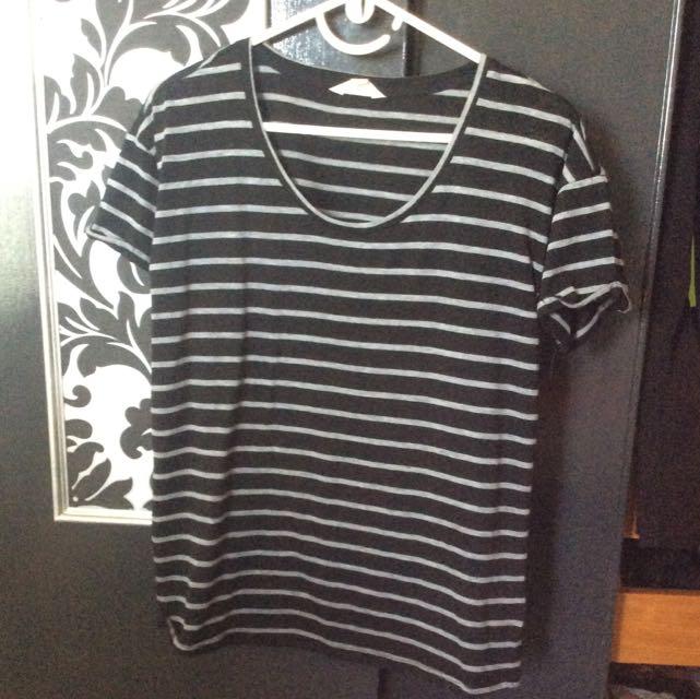 Size XS Jay Jays Striped Shirt
