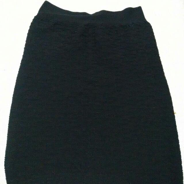 Office Smock Pencil Skirt