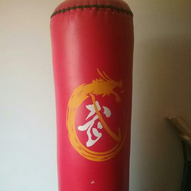 Stand Alone Boxing Bag