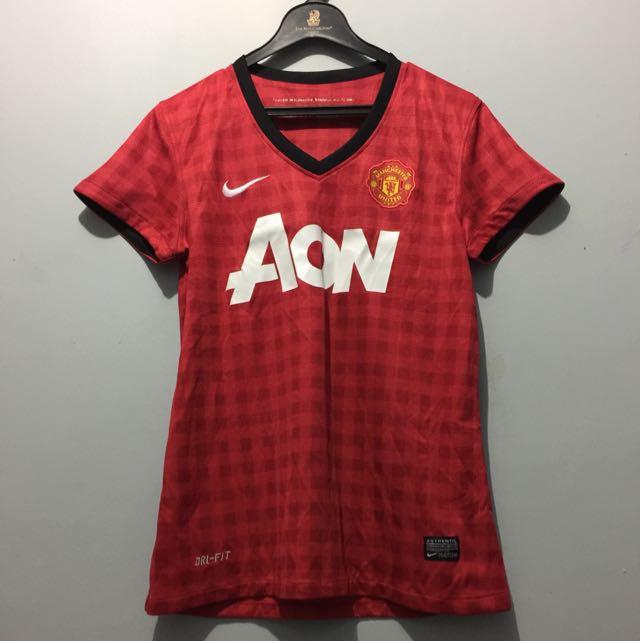 T Shirt Bola Manchester United (ORI)
