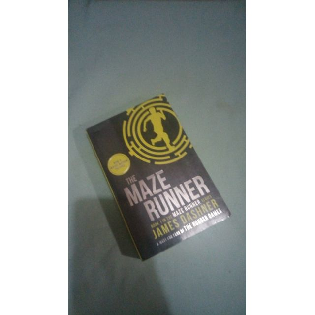 The Maze Runner by James Dashner