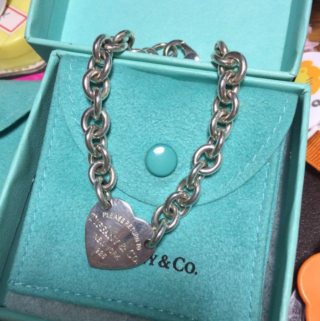 Tiffany &  Co 手環
