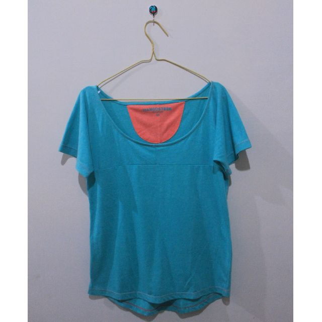 Blue Tosca T-Shirt Mangosteen Brand only for 35k!