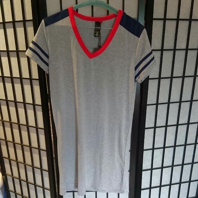 T-shirt Dress - Size XS