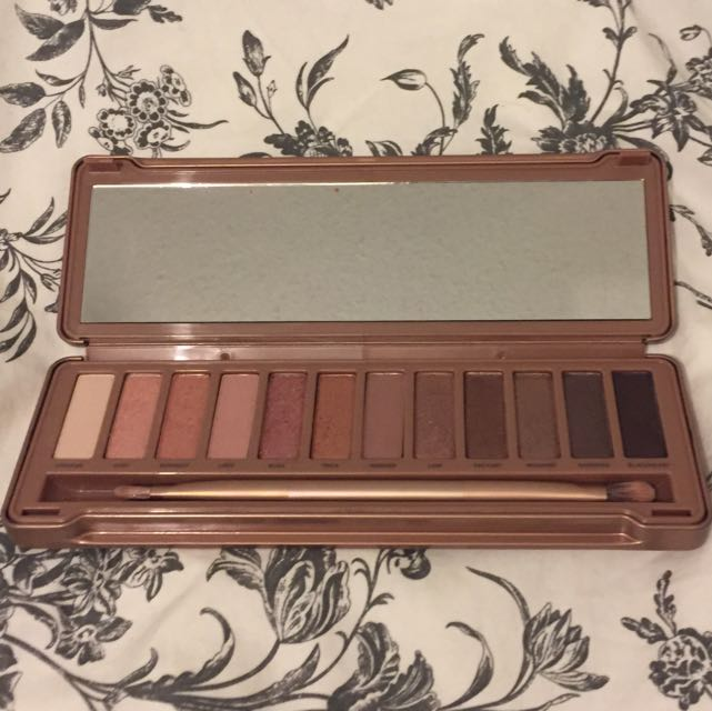 Urban Decay Naked 3 Palette (Rose Gold)