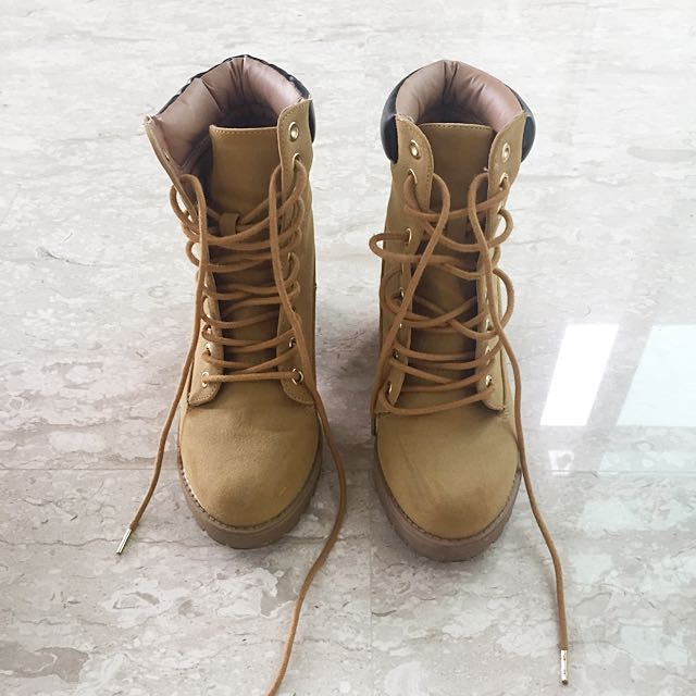 Used London Rebel Boots