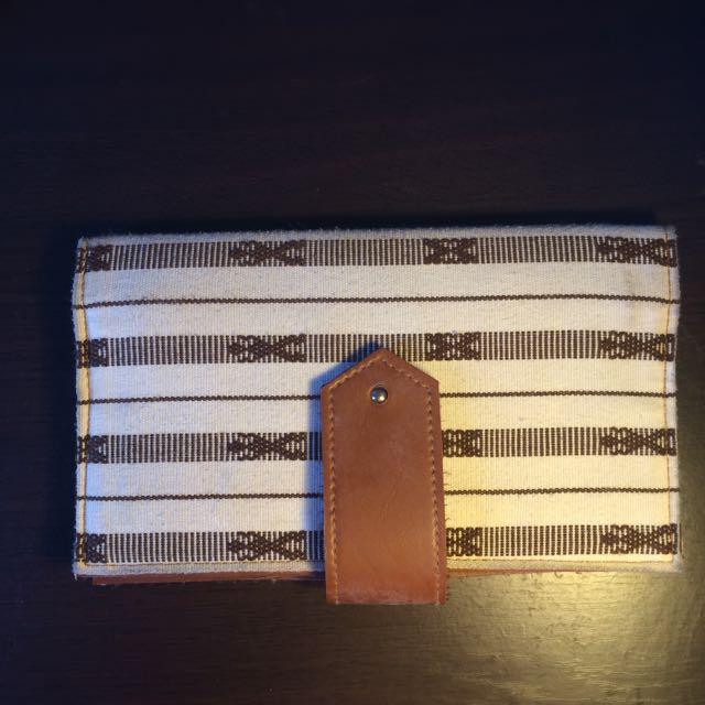 Vela Manila Wallet (Tradition x Modernity) Native Ethnic Weave