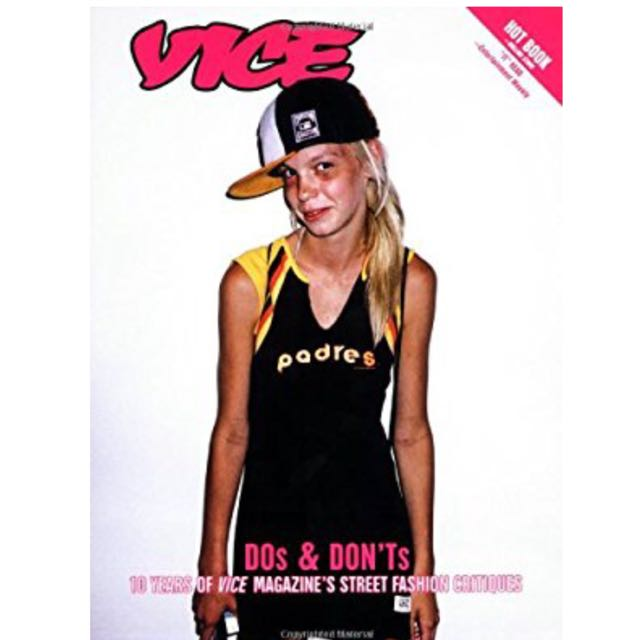 Vice Magazine Dos & Don't