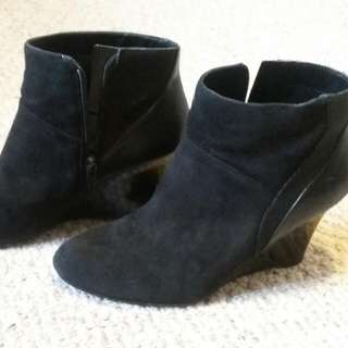 Nine West Women's Booties Size 7 1/2