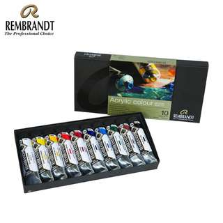 ... Reeves gloss gel medium. Source · Rembrandt Acrylic Colour Basic Set (10 x 40ml) #Cat Acrylic