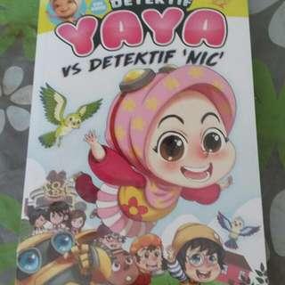 Detectif Yaya Malay Storybook (Unopened)