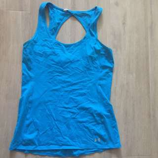 Under Armour Workout Open Back Tank