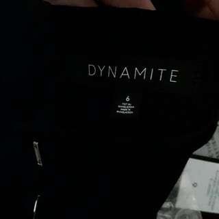 ☆Brand New DYNAMITE Dress Pants☆